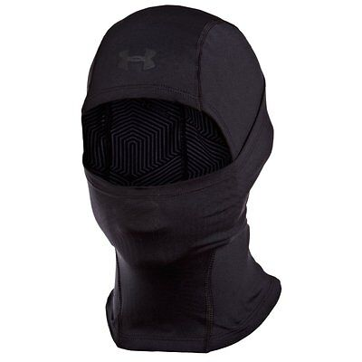 Under Armour Tactical ColdGear Infrared Hood / Facemask (Black) 1244401-001 Hunt