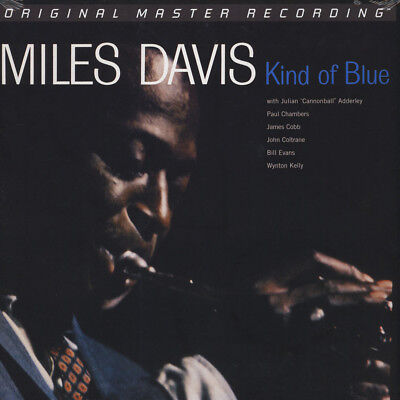 Miles Davis - Kind Of Blue (Vinyl 2LP - 1959 - US - Reissue)