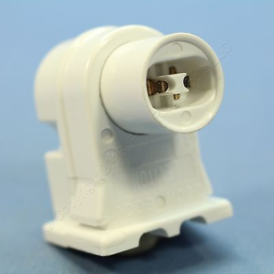 Leviton High Output T8 T12 Fluorescent Light Lamp Holder Socket Plunger 13550