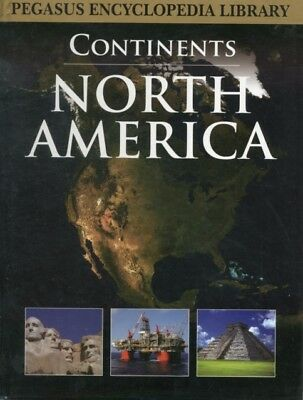 NORTH AMERICACONTINENTS (Hardcover), Pegasus, 9788131913239