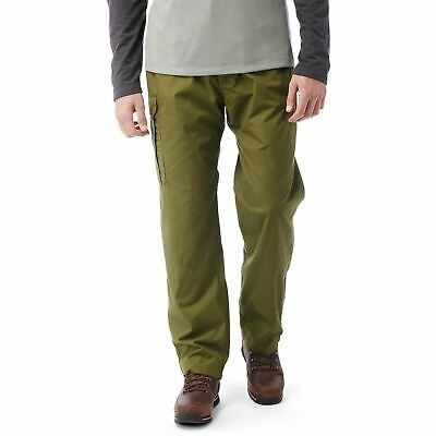 Craghoppers Classic Kiwi Mens Trousers Dark Moss *New and Exclusive Colour*