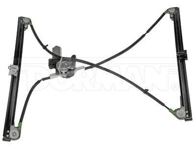 For Town & Country Voyager Front Driver Left Power Window Motor and Regulator