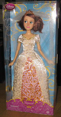 Disney Classic Doll Collection Brown short hair RAPUNZEL from TANGLED 12""