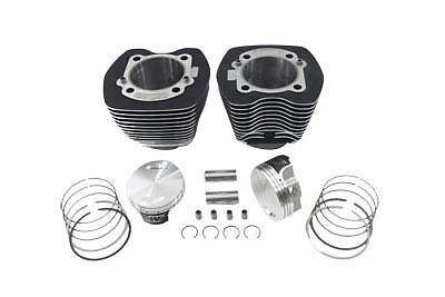 """95"""" Big Bore Twin Cam Cylinder and Piston Kit, KIT,for Harley Davidson motorcycl"""