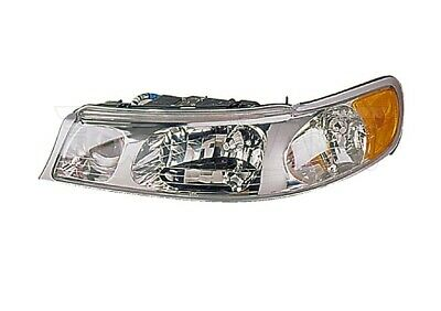 NEW Lincoln Town Car 1998-2002 Driver Left Headlight Assembly Dorman 1590534