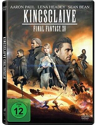 DVD * Kingsglaive: Final Fantasy XV * NEU OVP