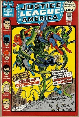 Justice League Of America #99 - VF-