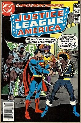 Justice League Of America #173 - VF+
