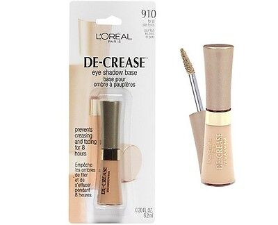 L'oreal Magic De-Crease Eyelid Primer 910 for all skin tones New