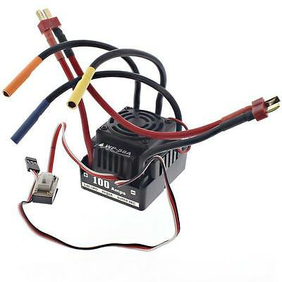 Hobao Hyper SSE Buggy  Hobbywing 100amp Esc With Programe Card wp-s8a 4s