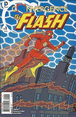 DC Convergence Flash comic issue 1