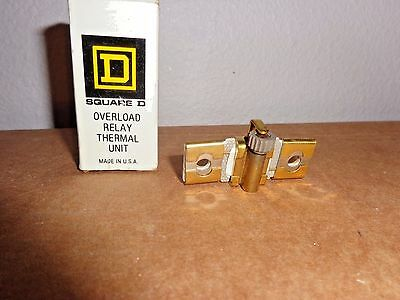 Square D B1.03 Thermal Overload Relay Heater Element NEW