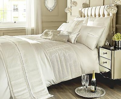Eleanora Oyster Bed Linen by Kylie Minogue At Home ... FREE SHIPPING