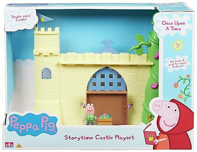 Peppa Pig Once Upon A TIme Storytime Castle Playset - Ages 3+-From Argos on ebay