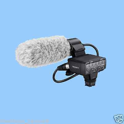 New Unused Sony XLR-K2M Kit Adapter Stereo Microphone Kit A99 VG a7 a7r a7s Mic
