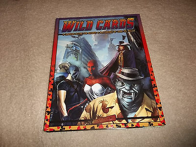 Mutants and Masterminds Wild Cards Campaign Setting
