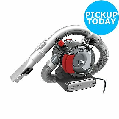 Black and Decker Auto Flexi Car Vacuum 12V. From the Official Argos Shop on ebay