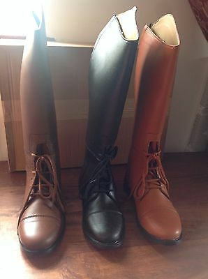 Fogden & Taylor Horse Riding Boots  Choice of 3 Colours   Brand New in Box