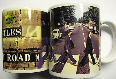 "Beatles Tasse ""abbey Road"" Kaffeetasse - Mug"