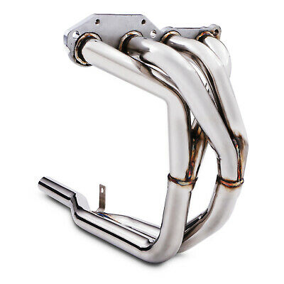 Stainless 4-2-1 Exhaust Manifold For Vw Volkswagen Polo 1.0 1.1 1.3 86 C 6N 86