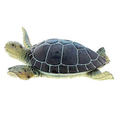 Figure/Figurine/Ornament ~ Natural World Collection ~ TURTLE (Blue)