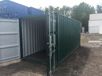 NEW 20ft x 8ft shipping container