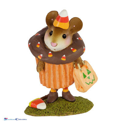 Wee Forest Folk Halloween Cupcake Treat M574C Limited new 2016