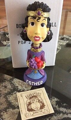 Isaac Bros. Bobble head Biblical Figurine - Esther