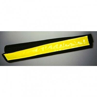 Tough-1 Reflective Tail Wrap  --Quick Grip  --For Night Riding  --NWT