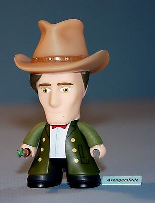 """Doctor Who Titans 11th """"Good Man"""" Vinyl Figures 11th Doctor Cowboy 2/20"""