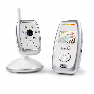 "Summer Infant 29030 Sure Sight 1.8"" Digital Color LCD Video Baby Monitor"