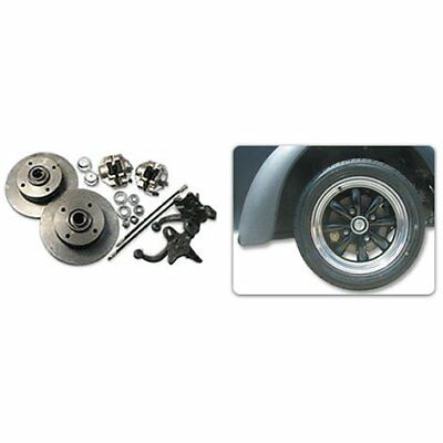 FPD New Brake Conversion Kits 2-Wheel Set VW Volkswagen Beetle 1967-1979