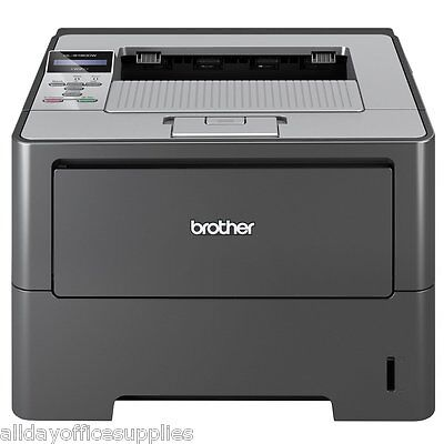 Brother HL-6180DW A4 Mono Laser Printer 40 ppm, Duplex, Powerful network feature