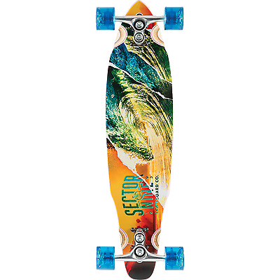 """Sector 9 Chamber 16 33.125"""" Complete Longboard"""