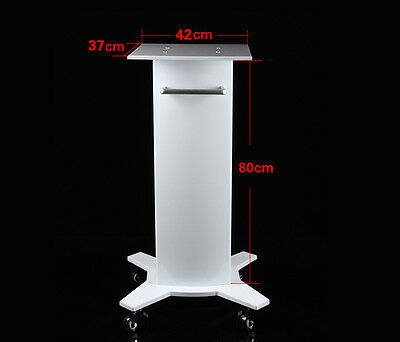 Pro Iron Trolley Stand Assembled  For Ultrasonic Cavitation Freeze Cold Machines