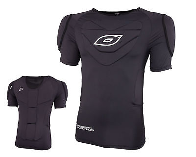 Oneal STV Short Sleeve Protector Shirt Protektoren Weste DH MTB Snowboard