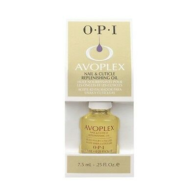 OPI AVOPLEX Nail & Cuticle Replenishing Oil 7.5 ml / 0.25oz / 1/4 oz New in Box