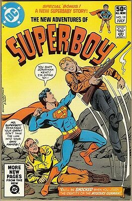 New Adventures Of Superboy #19 - FN+