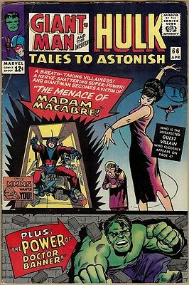Tales To Astonish #66 - VG-