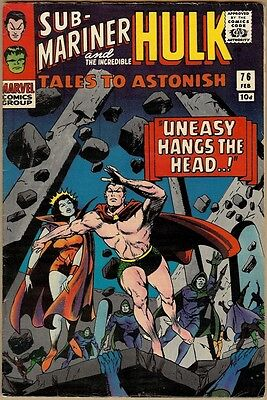 Tales To Astonish #76 - FN-