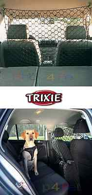 TRIXIE CAR DOG SAFETY NET attach - hand rails etc or use fitting loops provided