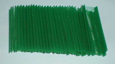 "5000 Green 1"" Clothing Garment Price Label Tagging Tagger Gun Barbs Fasterners"