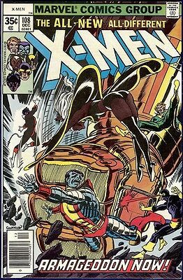 Uncanny X-Men #108 - VF/NM - 1st John Byne
