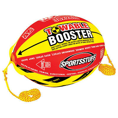Sportsstuff Booster Ball with Custom Tow Rope