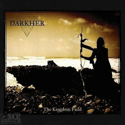 "DARKHER - The Kingdom Field [12"" MLP - WHITE] (MLP)"