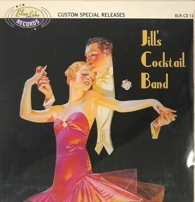 CD - Jills Cocktail Band - Jills Cocktail Band