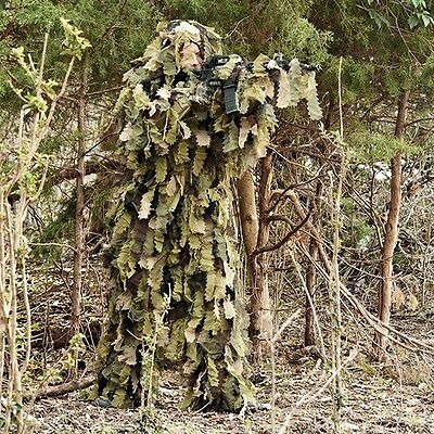 Red Rock Outdoor Gear Backwoods Big Game Ghillie Suit Size XL / XXL / 70965XL