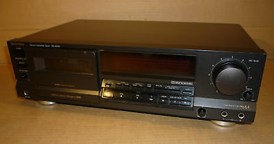 Technics Stereo Cassette Tape Deck Rs-B655 Dolby Class Aa