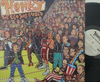 HONKY - The Ego Has Landed ~ VINYL LP