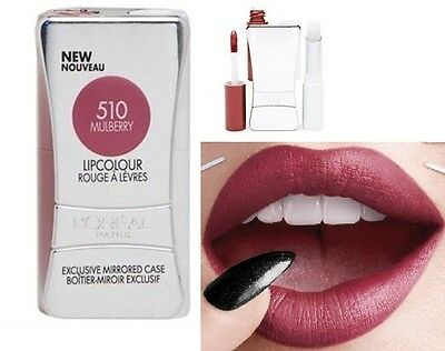 L'oreal Infallible Never Fail Lipcolour -510 Mulberry- new